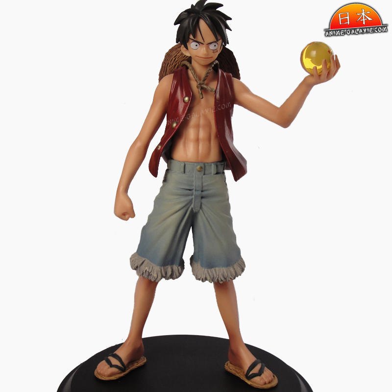 Figurine one piece dbz - Dbz et one piece ...