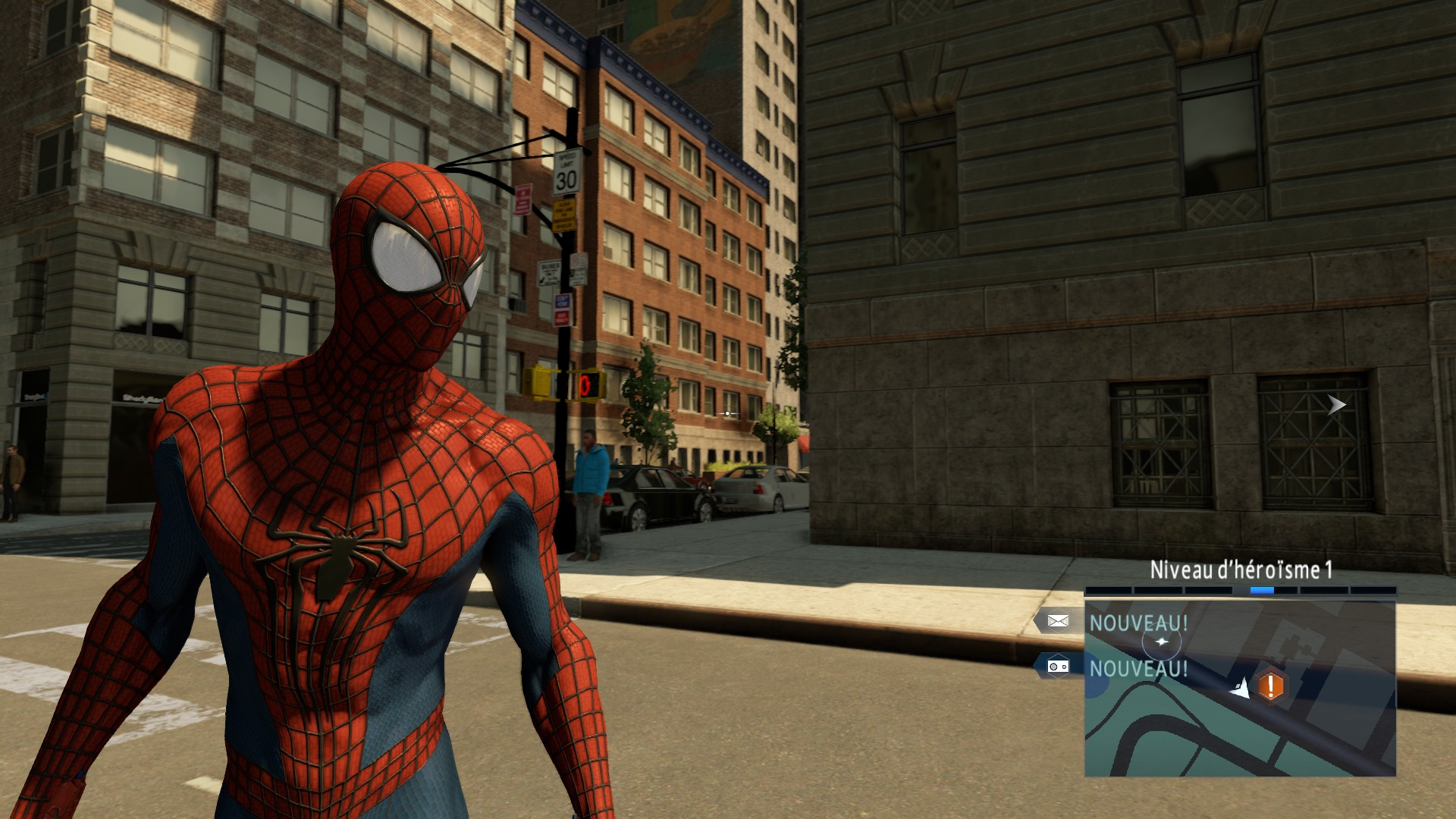 Test du jeu vid o the amazing spider man 2 sur ps4 - Jeux de spiderman 3 gratuit ...