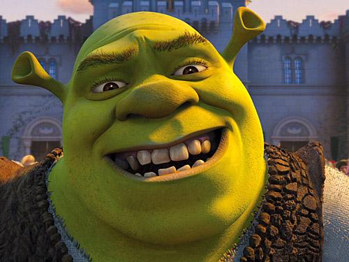Shrek is love shrek is life reaction