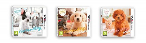 Nintendogs Cats Mon Chien Ne Ramene Pas Le Frisbee