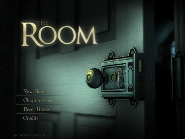 The Room iPad logo