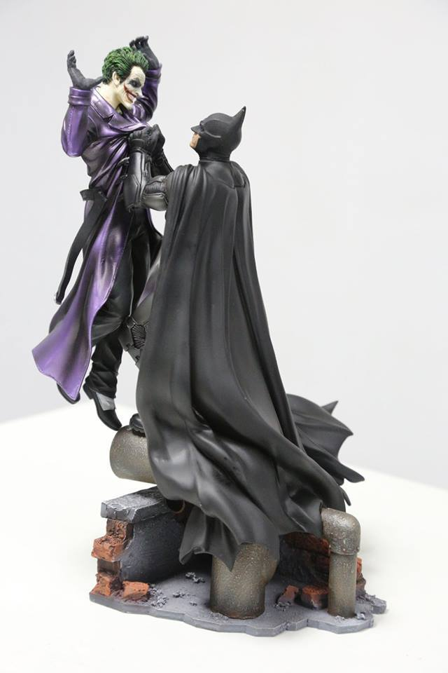 figurine de batman arkham origins
