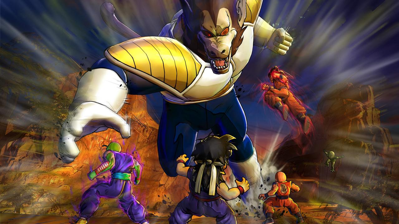 Dragon Ball Z: Ultimate Tenkaichi ps3, Manga game ps3, game offline mới ra, game offline ps3, game ps3 cracked
