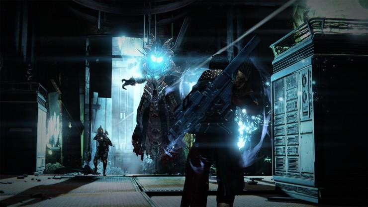 Event Destiny : A la découverte du DLC : Les ténèbres souterraines