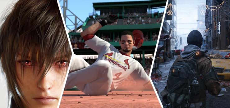 jeux video 2015 top PS4