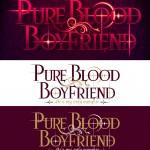 Charte Logo PureBlood Boyfriend