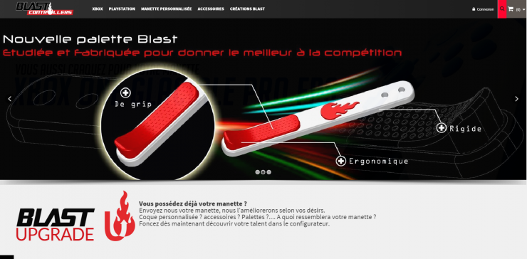 blast controllers site web