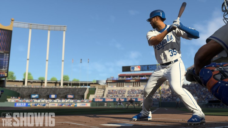 test MLB the Show 16