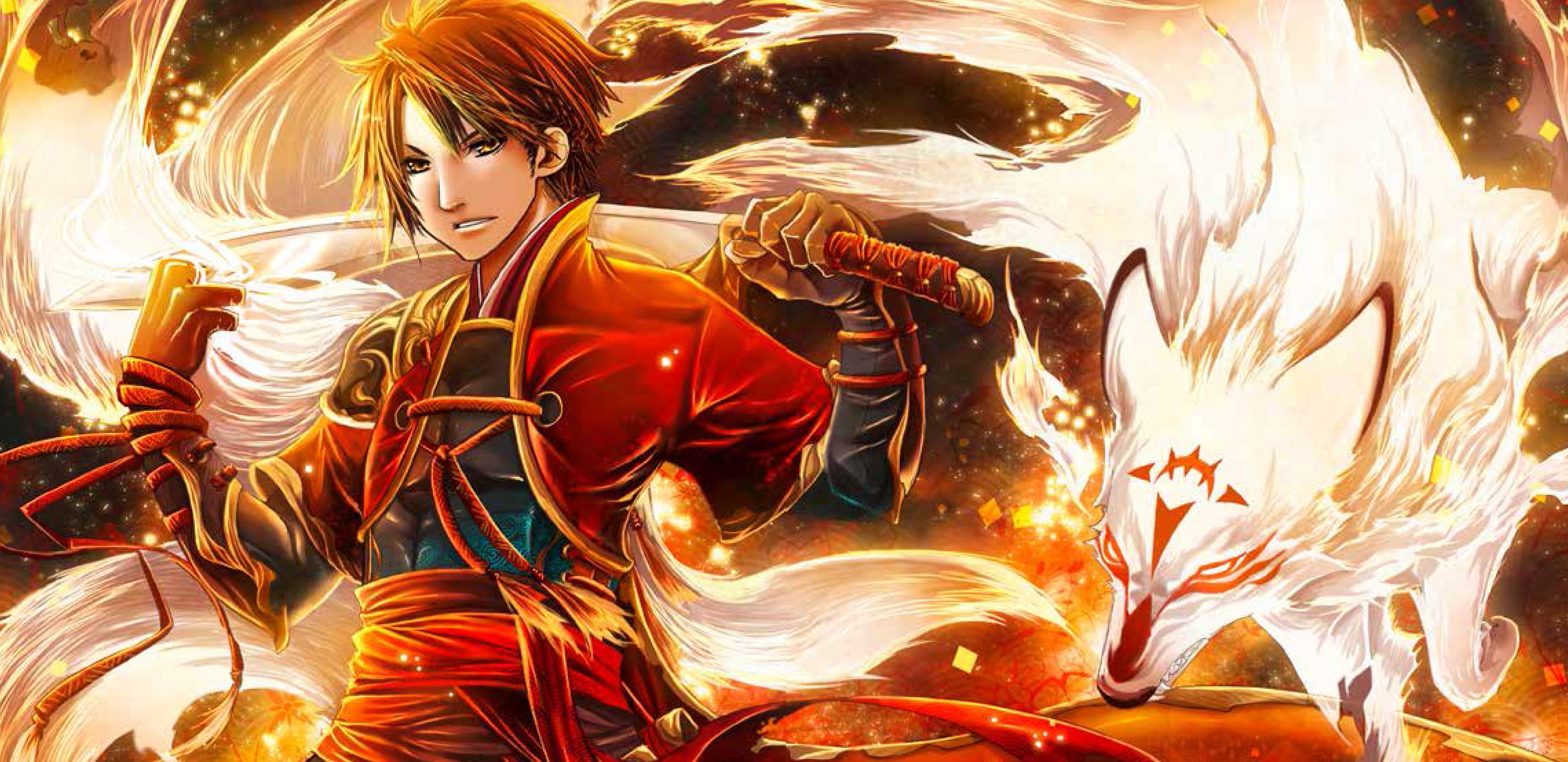 Ayakashi, Légendes des 5 Royaumes [Shonen] Avis-manga-ayakashi
