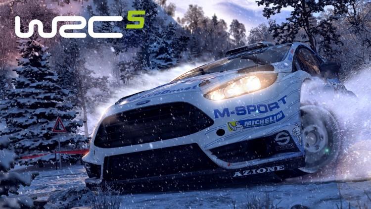 test WRC 5