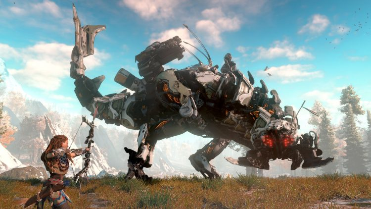 avis Horizon Zero Dawn