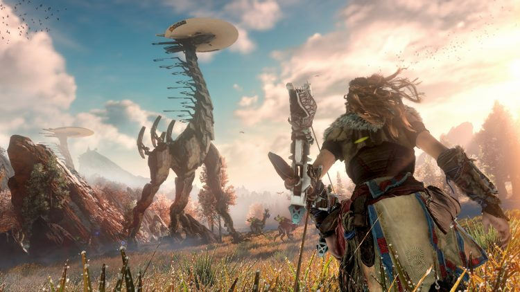 test Horizon Zero Dawn