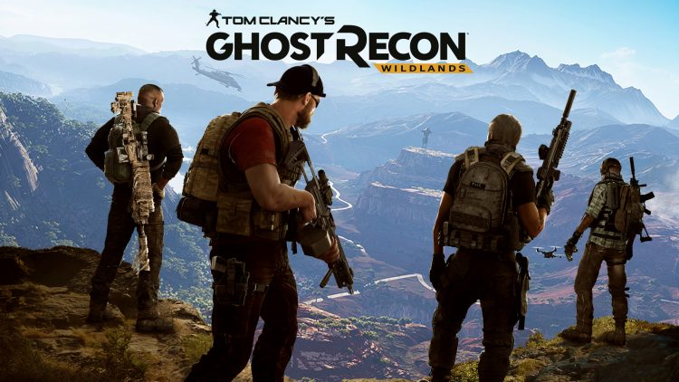 test ghost recon wildlands