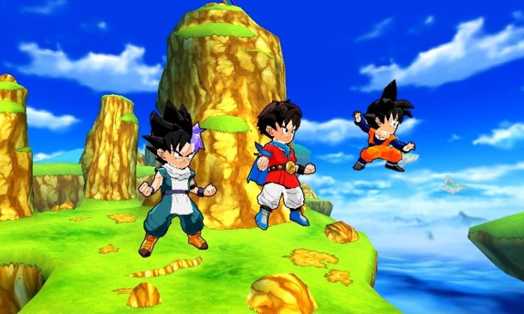 test dragon ball fusions