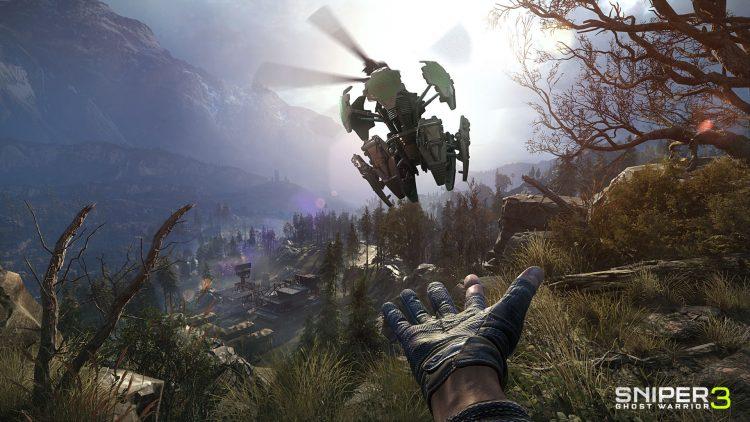 avis Sniper Ghost Warrior 3