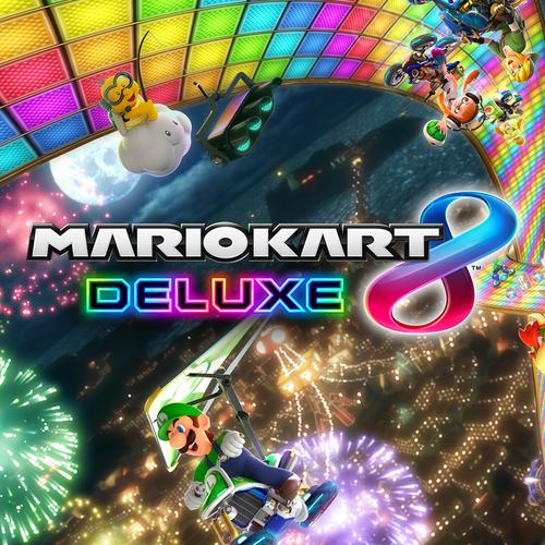 Go Vacation Wii U: Test Mario Kart 8 Deluxe, Sur Nintendo Switch