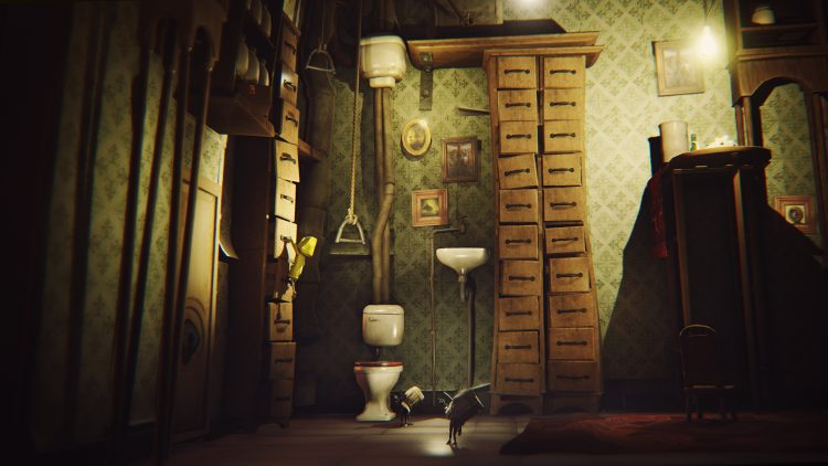 test little nightmares