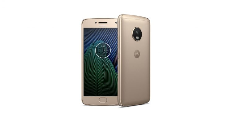 test motorola moto g5 plus